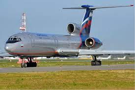 Aeroflot Tupolev TU-154