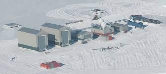 Base McMurdo en la Antartida