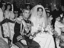 Boda Mohammad Reza Pahlevi y Soraya