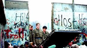 Cae el muro de Berlin