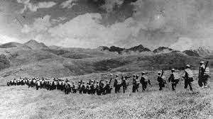 China envia tropas al Tibet