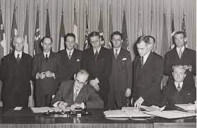 Comision ballenera internacional 1946