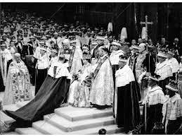 Coronacion Reina Isabel II