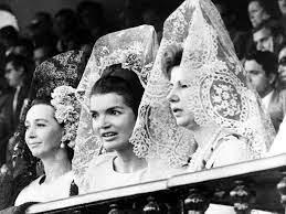 Gracia de Monaco y Jacqueline Kennedy