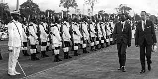 Guinea Ecuatorial independiza de España