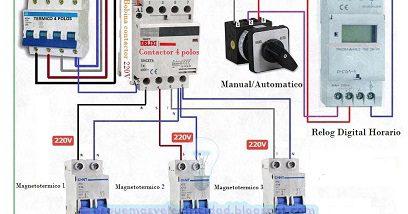 Interruptor electrico automatico 3
