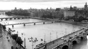 Inundaciones rio Turia 1957