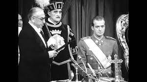 Juan Carlos de Borbon 1969