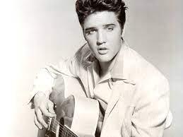 Primer disco Elvis Presley