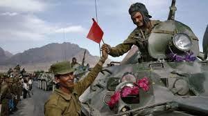 Rusia en Afganistan