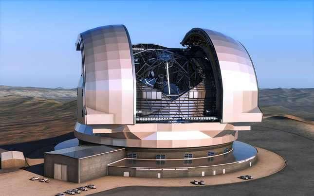 Telescopio electronico 3