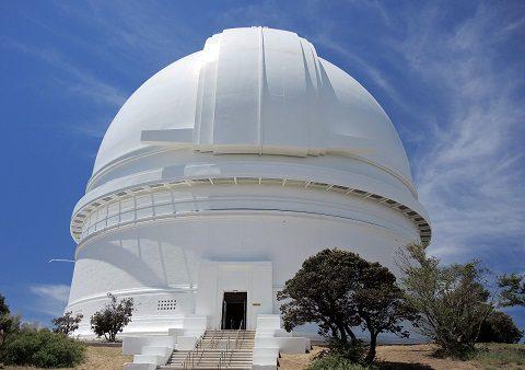 Telescopio electronico