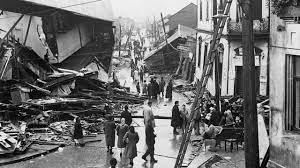 Terremoto de Chile año 1965