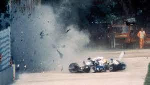 Accidente Ayrton Senna