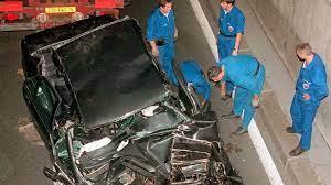 Accidente Diana de Gales