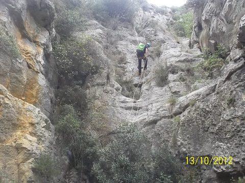 Barranco Curt o pas de Bandolers 2