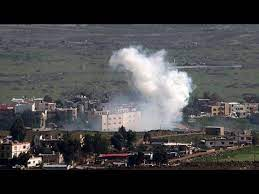 Bombardeos el Libano
