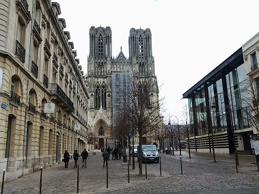 Catedral Reims