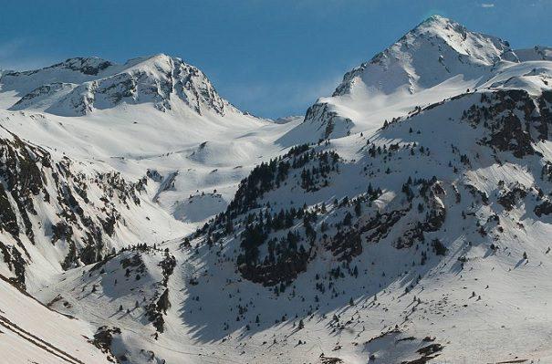 Cimas de Pirineos