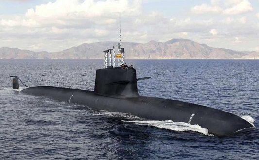 Como funciona un submarino