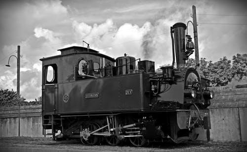 Como funciona una locomotora de vapor