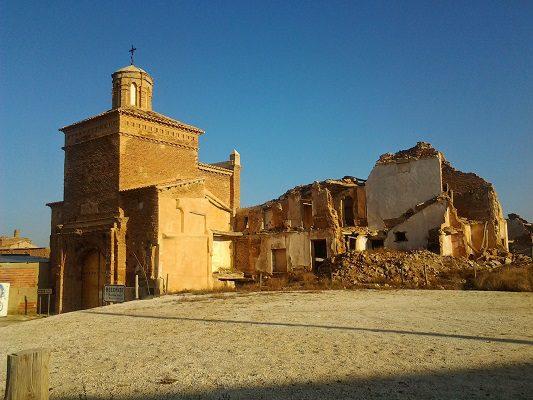 Convento de san Rafael