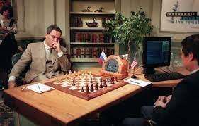Deep Blue y el ajedrez