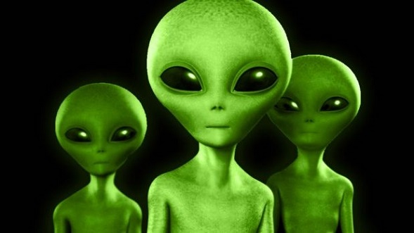 Extraterrestres Verdes