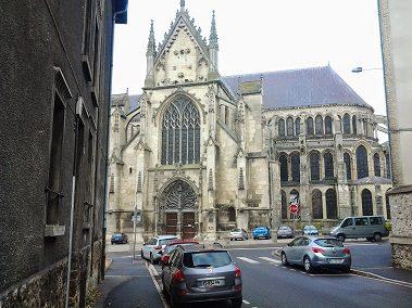 Iglesia Reims