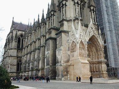 Lateral izquierdo catedral
