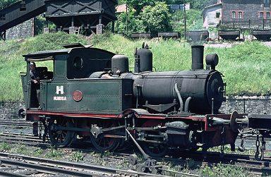 Locomotora de vapor 2