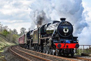 Locomotora de vapor 3