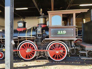 Locomotora de vapor 4