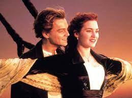 Portada Pelicula Titanic