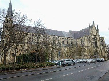 Iglesia saint Andre