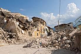 Terremoto Italia 1991
