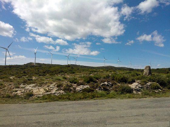 Via verde ojos Negros Barracas puerto de Sagunto 2