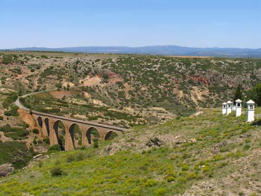 Via verde ojos Negros Teruel Barracas 1