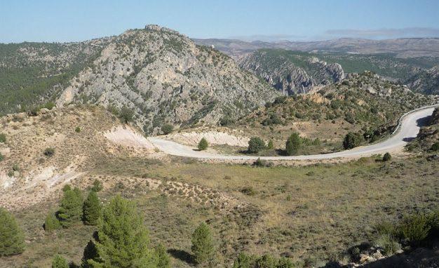 Via verde ojos Negros Teruel Barracas 2
