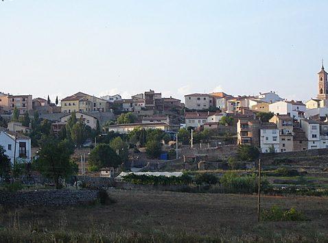 Via verde ojos Negros Teruel Barracas 4
