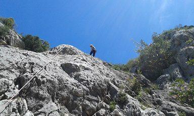 Zonas de escalada de España