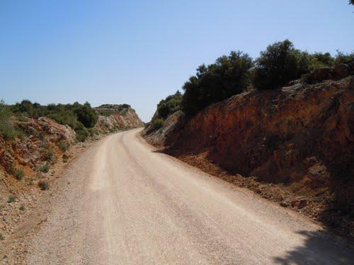 Via verde sierra de Alcaraz 1