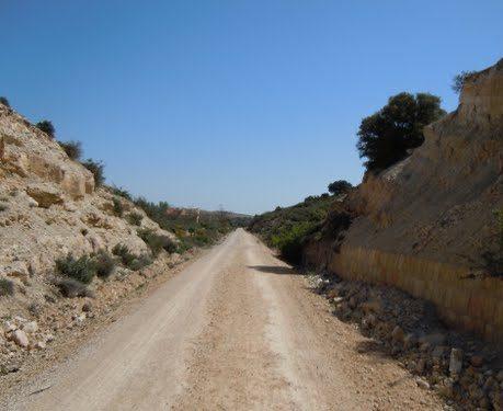 Via verde sierra de Alcaraz 4