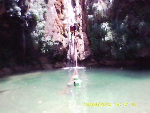 Barranco del Otonel 7