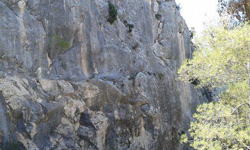 Zona escalada Ull del Moro 4