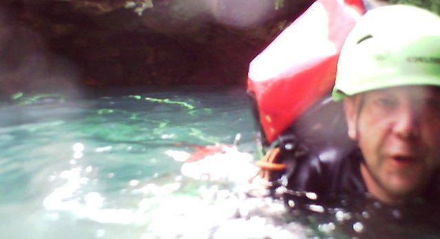 Barranco Gorgo de la Escalera 1