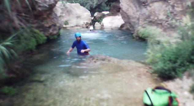 Barranco Gorgo de la Escalera 2