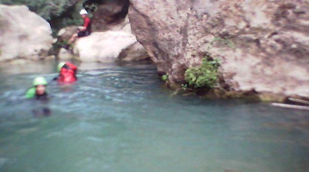 Barranco Gorgo de la Escalera 3
