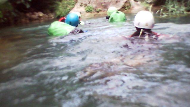 Barranco Gorgo de la Escalera 4