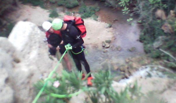 Barranco Gorgo de la Escalera 7